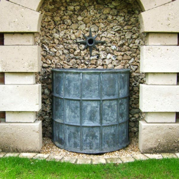 Trellis Cistern